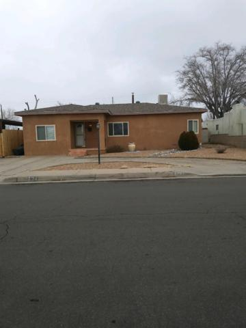 2724 Washington Street NE, Albuquerque, NM 87110 (MLS #935933) :: Campbell & Campbell Real Estate Services