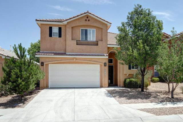 9612 Sun Dancer Drive NW, Albuquerque, NM 87114 (MLS #935949) :: The Bigelow Team / Realty One of New Mexico
