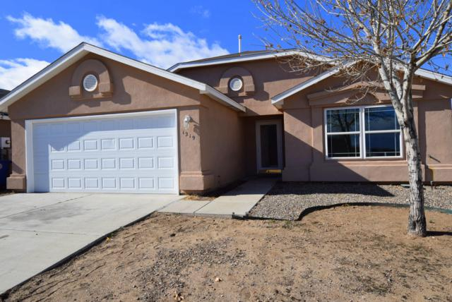 1219 Valley View Drive SW, Albuquerque, NM 87121 (MLS #935950) :: Campbell & Campbell Real Estate Services