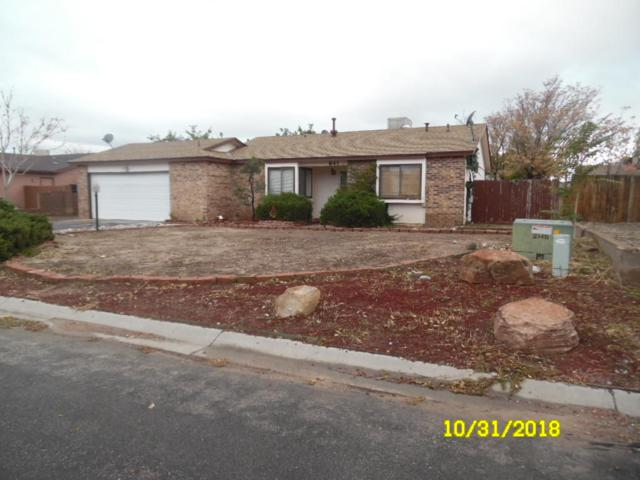 841 Sunflower Drive SW, Rio Rancho, NM 87124 (MLS #935954) :: The Bigelow Team / Realty One of New Mexico