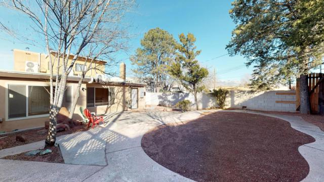 3214 Purdue Place NE, Albuquerque, NM 87106 (MLS #935967) :: The Bigelow Team / Realty One of New Mexico