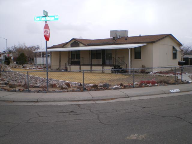 6736 San Luis Obispo Avenue NE, Albuquerque, NM 87109 (MLS #935993) :: Campbell & Campbell Real Estate Services