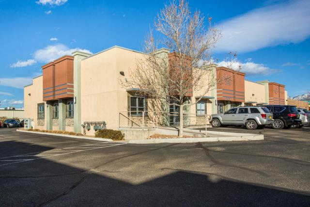 4811 Hardware Drive NE C-5, Albuquerque, NM 87109 (MLS #936073) :: Campbell & Campbell Real Estate Services