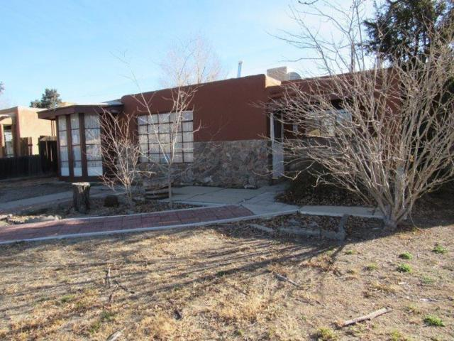 9808 Woodland Avenue NE, Albuquerque, NM 87112 (MLS #936099) :: Campbell & Campbell Real Estate Services