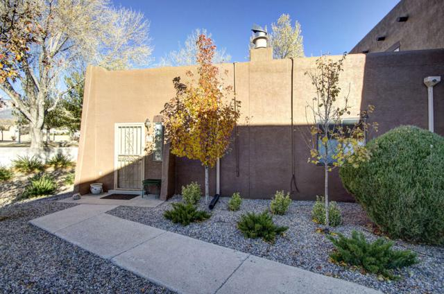5801 Lowell Street NE 23A, Albuquerque, NM 87111 (MLS #936148) :: Campbell & Campbell Real Estate Services