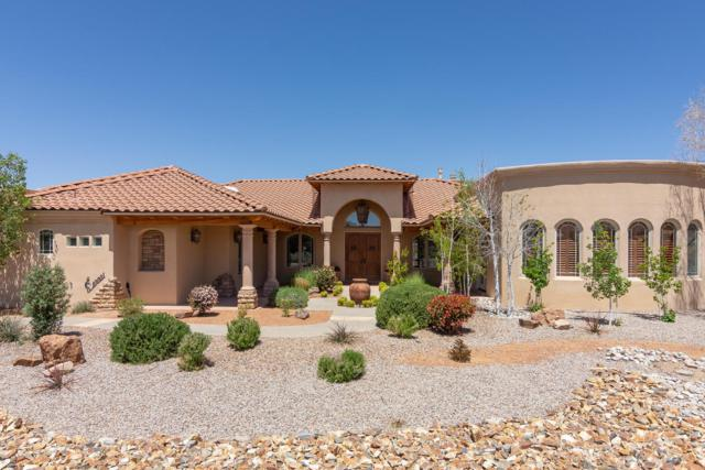 10001 San Francisco Road NE, Albuquerque, NM 87122 (MLS #936187) :: Campbell & Campbell Real Estate Services