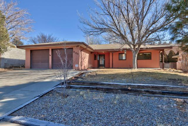 804 Jewel Place NE, Albuquerque, NM 87123 (MLS #936301) :: Campbell & Campbell Real Estate Services