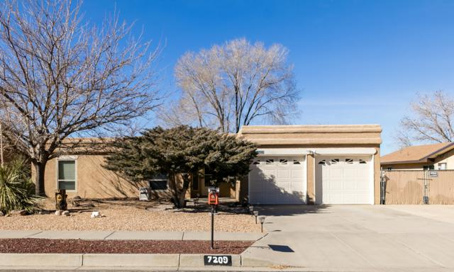 7209 Capitol Drive NE, Albuquerque, NM 87109 (MLS #936314) :: The Bigelow Team / Realty One of New Mexico