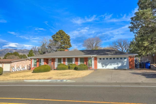 616 Wagontrain Drive SE, Albuquerque, NM 87123 (MLS #936330) :: Your Casa Team