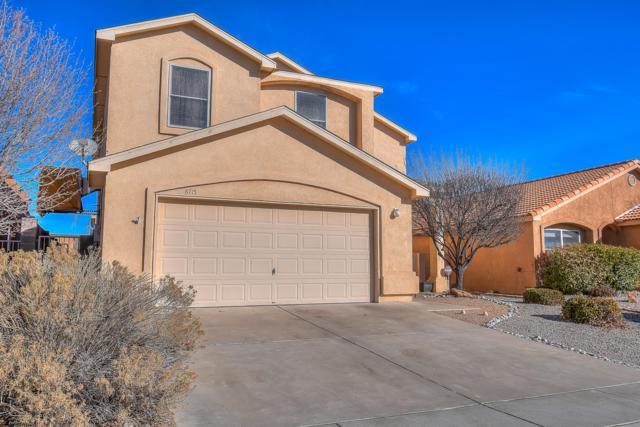6715 Boca Negra Place NW, Albuquerque, NM 87120 (MLS #936359) :: Silesha & Company