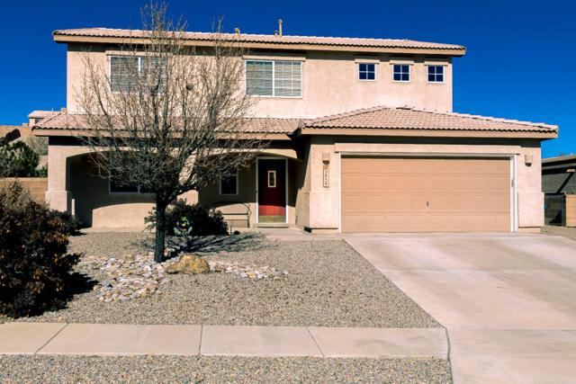 5858 Chaco Loop NE, Rio Rancho, NM 87144 (MLS #936387) :: Campbell & Campbell Real Estate Services