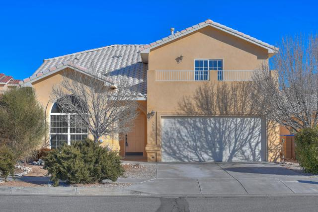 5583 Rabadi Castle Avenue NW, Albuquerque, NM 87114 (MLS #936411) :: Campbell & Campbell Real Estate Services