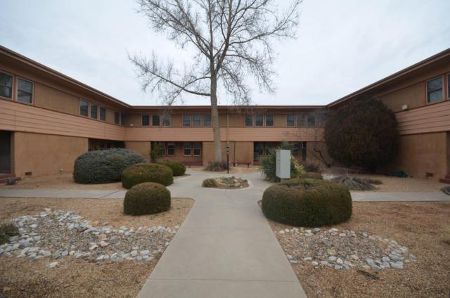 1405 San Carlos Road SW #6, Albuquerque, NM 87104 (MLS #936427) :: Campbell & Campbell Real Estate Services