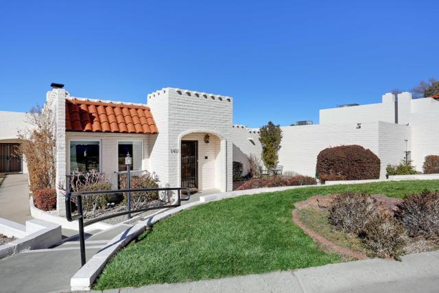 1455 Wagon Train Drive SE, Albuquerque, NM 87123 (MLS #936429) :: Your Casa Team