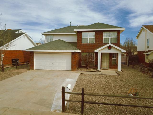 22 Buckbrush Place, Los Lunas, NM 87031 (MLS #936440) :: Campbell & Campbell Real Estate Services