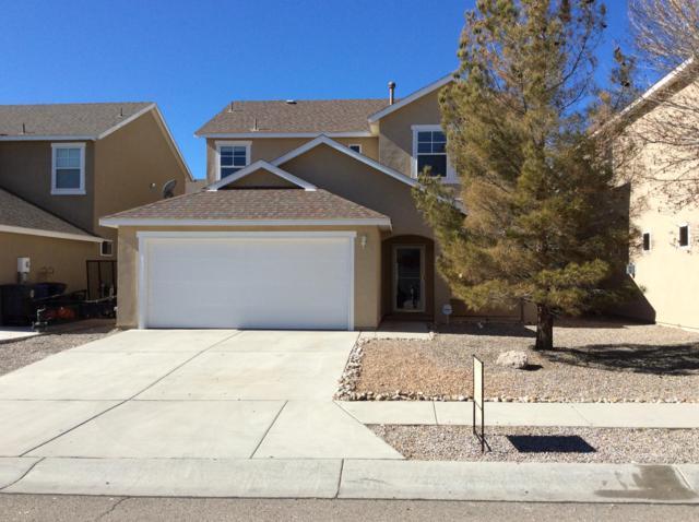 10451 Calle Cordoba NW, Albuquerque, NM 87114 (MLS #936443) :: Campbell & Campbell Real Estate Services