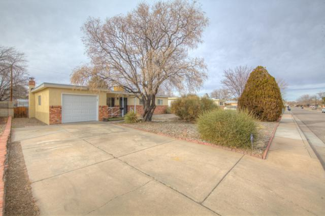 1513 Erbbe Street NE, Albuquerque, NM 87112 (MLS #936485) :: Campbell & Campbell Real Estate Services