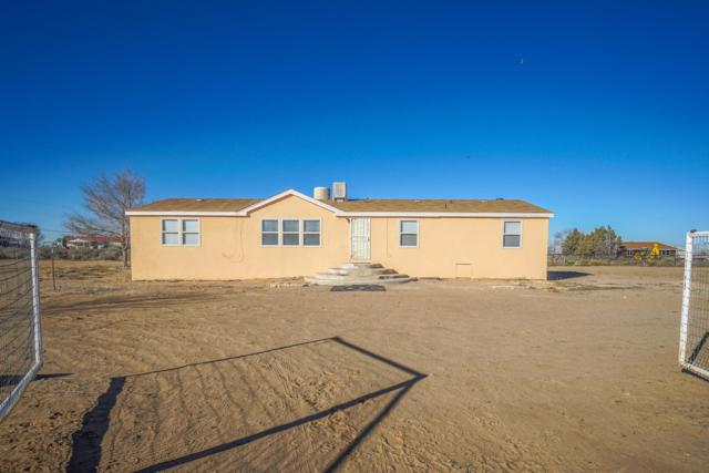 4 Catalano Court, Los Lunas, NM 87031 (MLS #936517) :: The Bigelow Team / Realty One of New Mexico