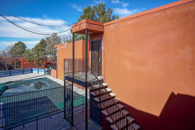 2800 Vail Avenue SE #231, Albuquerque, NM 87106 (MLS #936523) :: The Bigelow Team / Realty One of New Mexico