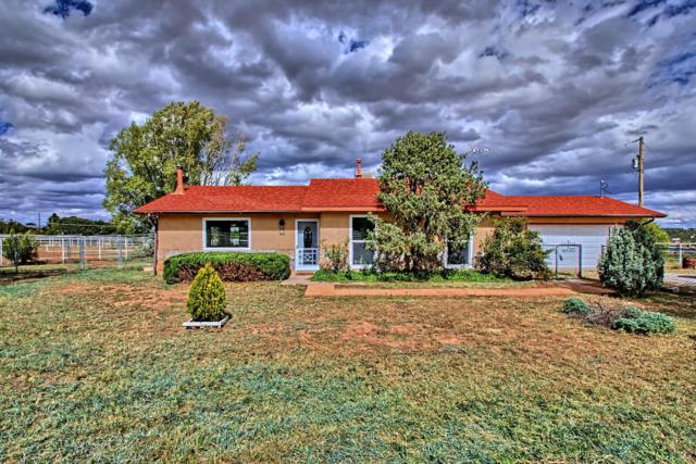 29 Scott Road, Edgewood, NM 87015 (MLS #936553) :: Campbell & Campbell Real Estate Services