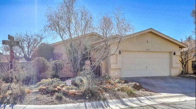 10824 Pennyback Park Drive NE, Albuquerque, NM 87123 (MLS #936582) :: Campbell & Campbell Real Estate Services
