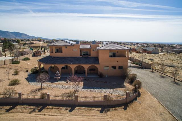 10000 Florence Avenue NE, Albuquerque, NM 87122 (MLS #936637) :: Campbell & Campbell Real Estate Services