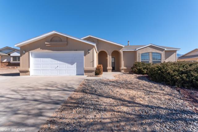 1628 Blackhawk River Drive NE, Rio Rancho, NM 87144 (MLS #936639) :: The Bigelow Team / Realty One of New Mexico