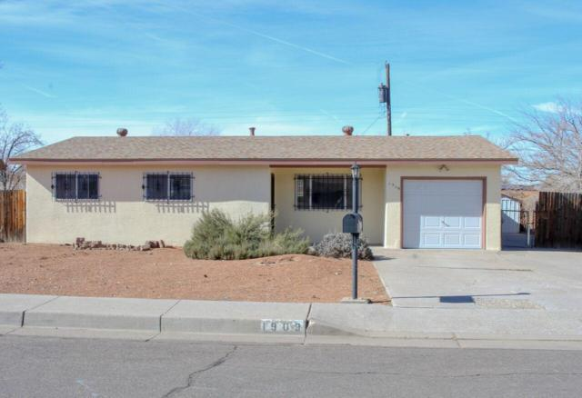 1909 Macbeth Court NE, Albuquerque, NM 87112 (MLS #936643) :: Campbell & Campbell Real Estate Services