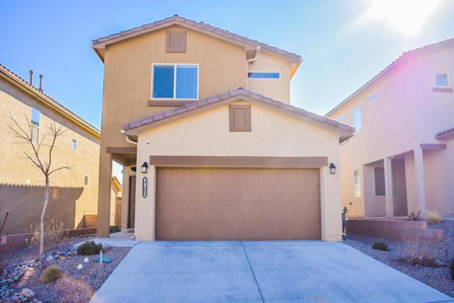 8812 Zephyr Place NW, Albuquerque, NM 87120 (MLS #936649) :: Silesha & Company