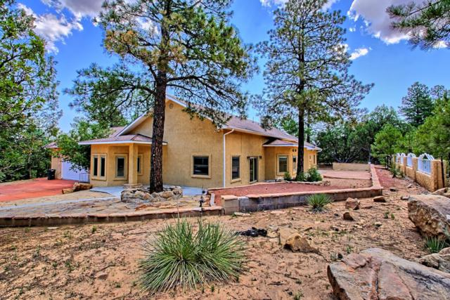 6 Yucca Flats Road, Tijeras, NM 87059 (MLS #936810) :: Campbell & Campbell Real Estate Services