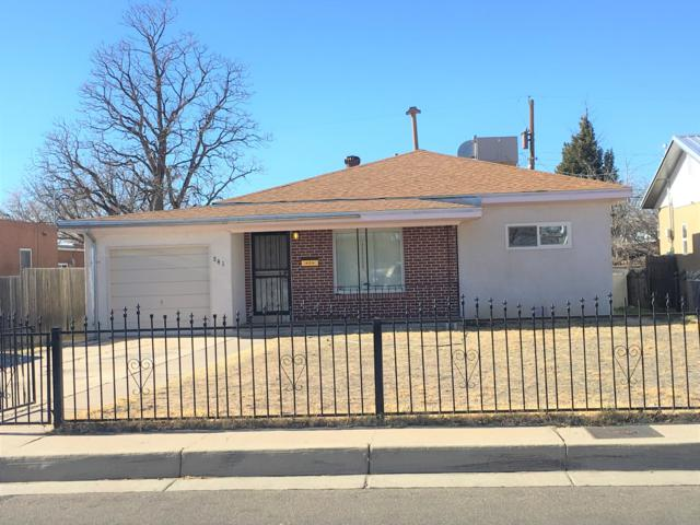 841 Madeira Drive SE, Albuquerque, NM 87108 (MLS #936831) :: The Bigelow Team / Realty One of New Mexico