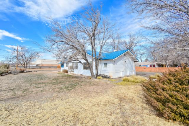 2901 Commercial Street NE, Albuquerque, NM 87107 (MLS #936864) :: Campbell & Campbell Real Estate Services