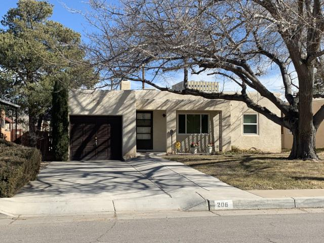 206 Quincy Street NE, Albuquerque, NM 87108 (MLS #936917) :: Campbell & Campbell Real Estate Services