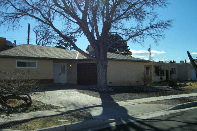 1744 Blume Street NE, Albuquerque, NM 87112 (MLS #936956) :: Campbell & Campbell Real Estate Services