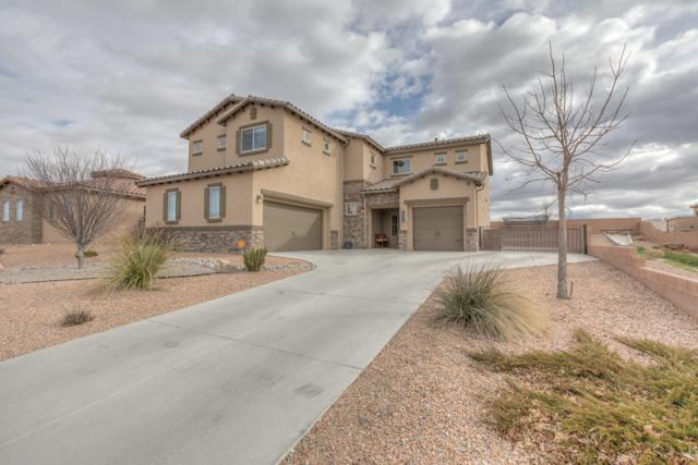1532 Cereza Drive SE, Rio Rancho, NM 87124 (MLS #936957) :: The Bigelow Team / Realty One of New Mexico
