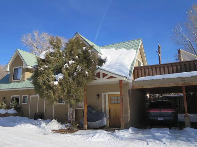 209 Los Pandos Deseo Unit 7A, Taos, NM 87571 (MLS #936983) :: The Bigelow Team / Realty One of New Mexico
