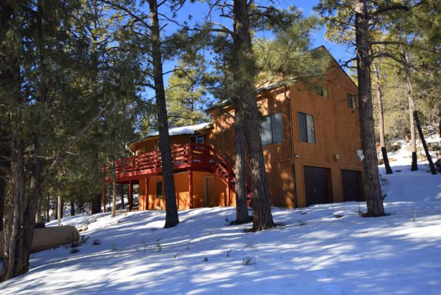 60 Carolino Canyon Road, Tijeras, NM 87059 (MLS #937011) :: Campbell & Campbell Real Estate Services