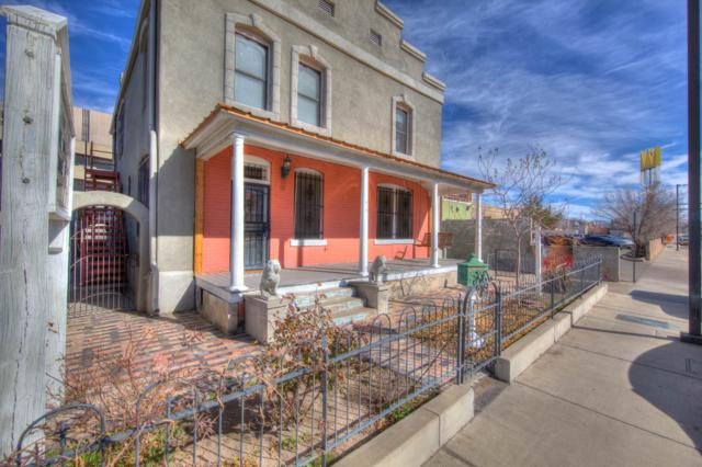415 Coal Avenue SW, Albuquerque, NM 87102 (MLS #937055) :: Campbell & Campbell Real Estate Services