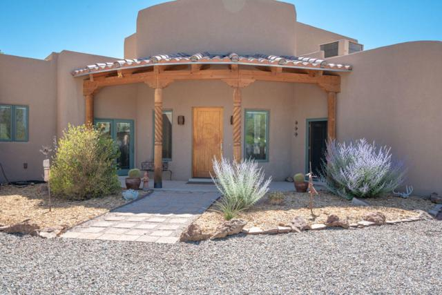 1033 Camino De Lucia, Corrales, NM 87048 (MLS #937089) :: Campbell & Campbell Real Estate Services