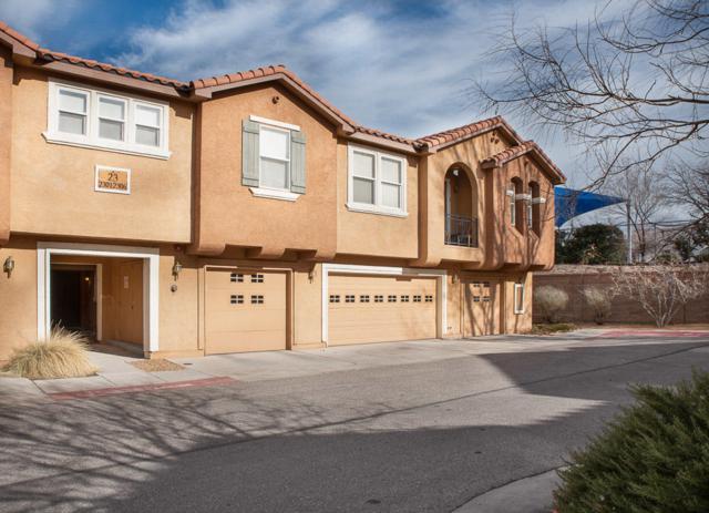 601 Menaul Boulevard NE #2302, Albuquerque, NM 87107 (MLS #937140) :: Campbell & Campbell Real Estate Services