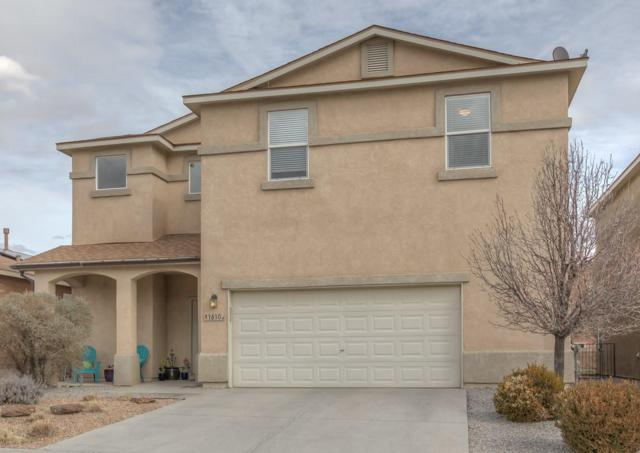 1610 Agua Dulce Drive SE, Rio Rancho, NM 87124 (MLS #937155) :: Campbell & Campbell Real Estate Services