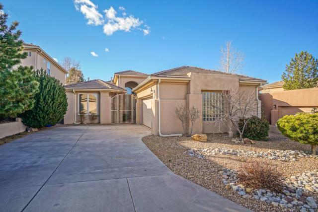 12700 Desert Marigold Lane NE, Albuquerque, NM 87111 (MLS #937203) :: Your Casa Team