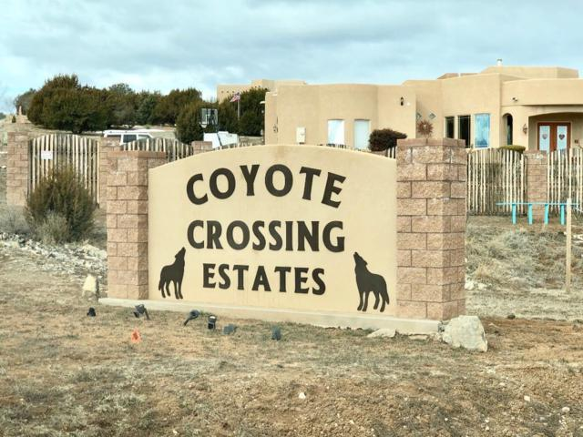 3 Corte Chipmunk, Edgewood, NM 87015 (MLS #937270) :: Campbell & Campbell Real Estate Services