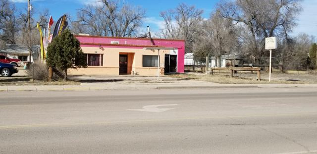 220 5Th Street, Estancia, NM 87016 (MLS #937304) :: Silesha & Company