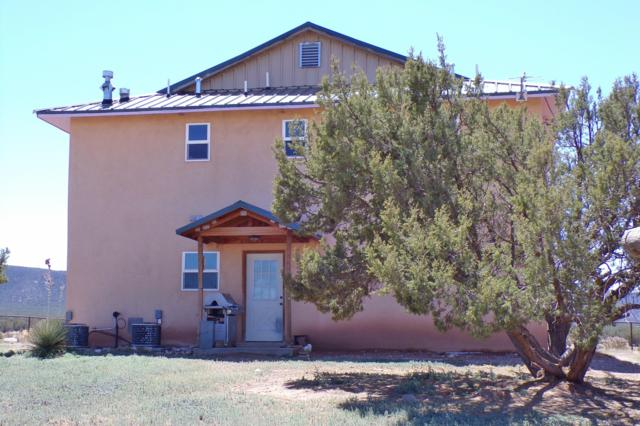 108 Chupadero Road, Mountainair, NM 87036 (MLS #937305) :: Silesha & Company