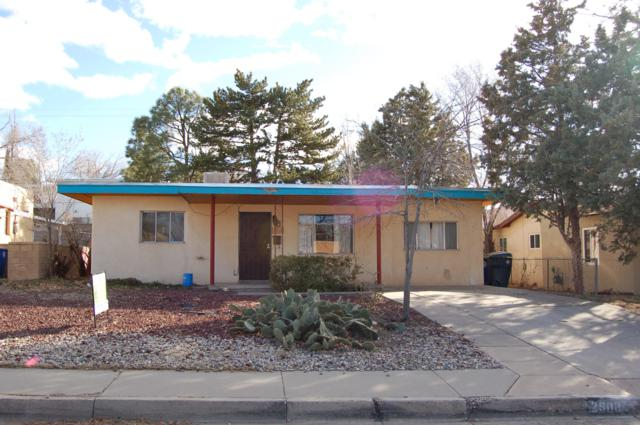 2908 Hyder Avenue SE, Albuquerque, NM 87106 (MLS #937393) :: Campbell & Campbell Real Estate Services