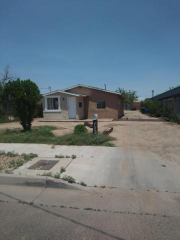 723 Bellamah Drive NW, Albuquerque, NM 87102 (MLS #937452) :: Campbell & Campbell Real Estate Services