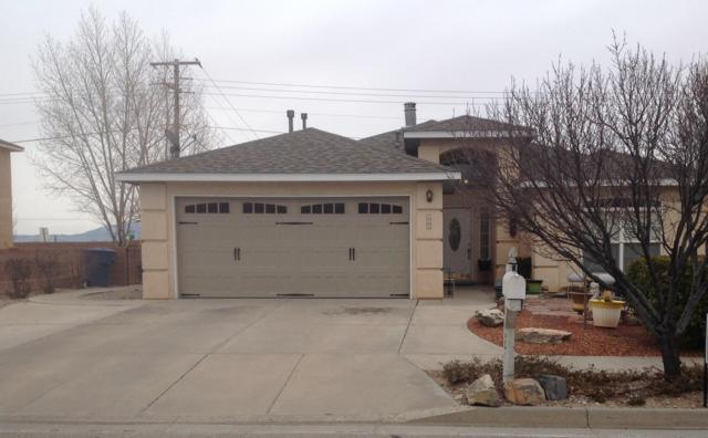 734 Wagon Trail Trail SW, Los Lunas, NM 87031 (MLS #937477) :: Campbell & Campbell Real Estate Services