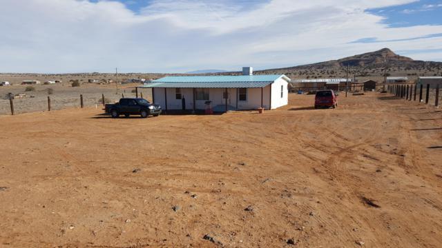 42 Padilla Road, Laguna, NM 87026 (MLS #937529) :: The Bigelow Team / Realty One of New Mexico