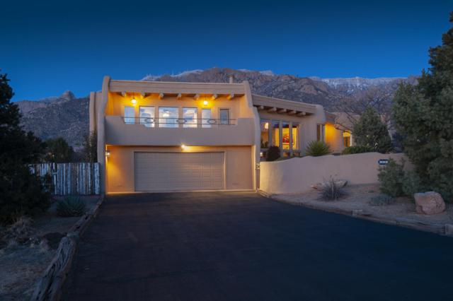 545 Black Bear Loop NE, Albuquerque, NM 87122 (MLS #937539) :: Campbell & Campbell Real Estate Services